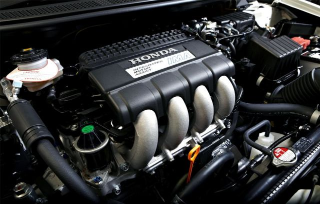2020 Honda S2000 engine