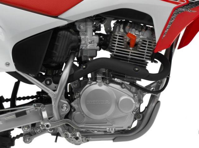 2019 Honda CRF230F engine