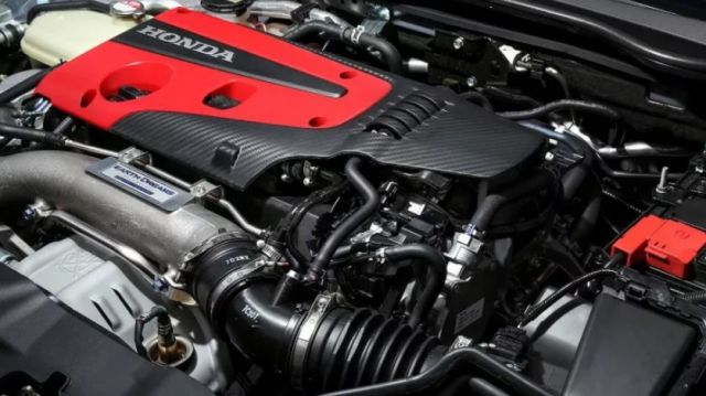 2020 Honda Prelude engine