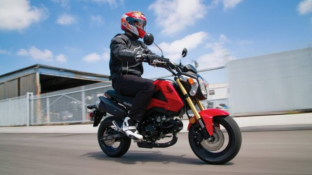 2019 Honda Grom 125 Brings Many New Adventures For Passioned
