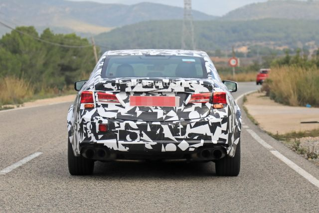 2020 Acura TLX Type-S rear look