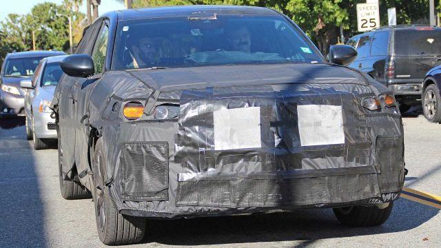 2020 Acura MDX Type-S front