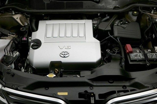 2020 Toyota Venza engine
