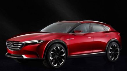 2020 Mazda CX-7 front