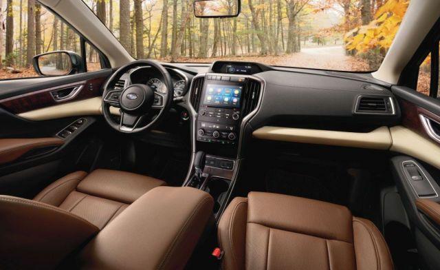 2020 Subaru Ascent cabin