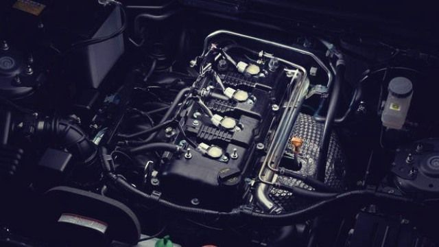 2020 Suzuki Grand Vitara engine