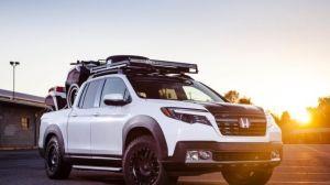 2021 Honda Ridgeline concept