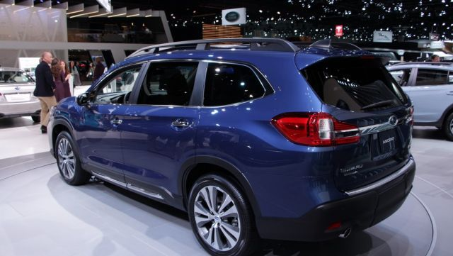 2021 Subaru Ascent rear
