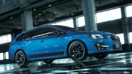 2021 Subaru Levorg V-Sport exterior