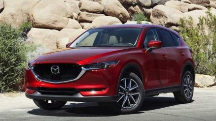 2021 Mazda CX-7 redesign