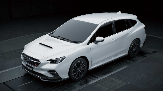 2021 Subaru Levorg STI Sport Prototype
