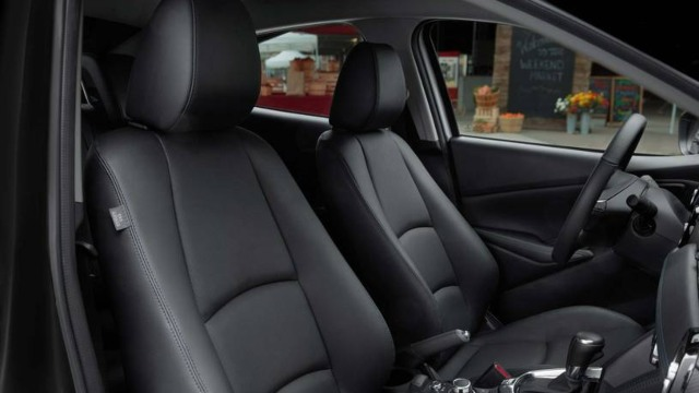 2021 Toyota Yaris interior
