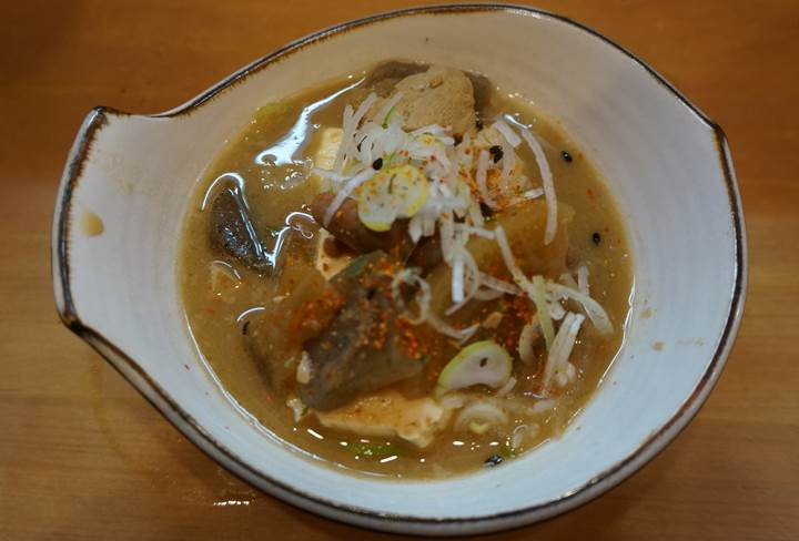 Banpaiya 晩杯屋 Japanese-style stew and broth 煮込み
