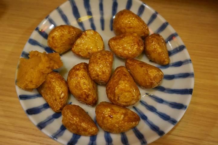 Banpaiya 晩杯屋 Deep fried garlic 揚げにんにく