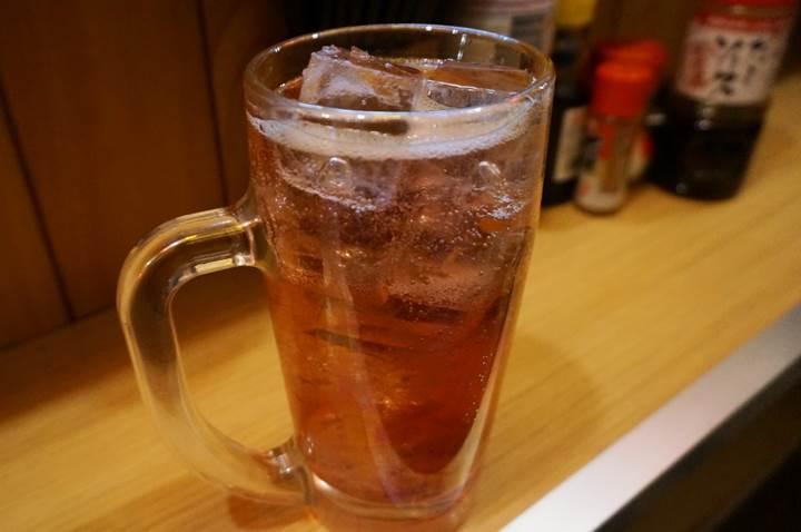 Banpaiya 晩杯屋 Ume (Plum) mixed with shochu 男梅チューハイ