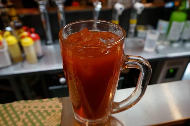 Banpaiya 晩杯屋 Tomato mixed with shochu トマト割り