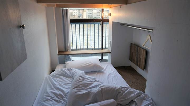 A Hostel CHAPTER TWO TOKYO in Asakusa 浅草 Tokyo