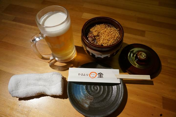 Skewered Chicken Bar Restaurant YAKITORI MARUKIN やきとり〇金
