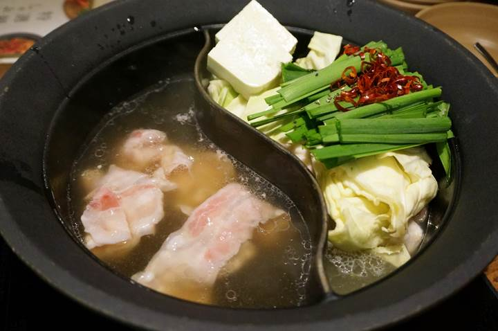 しゃぶしゃぶ 温野菜 Shabu-Shabu ON-YASAI