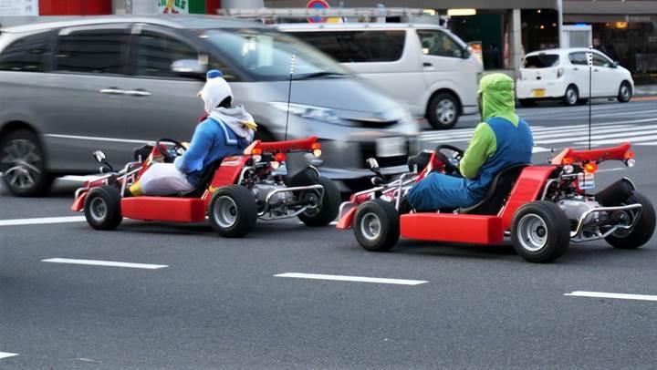 Go Kart / Go Cart ゴーカート