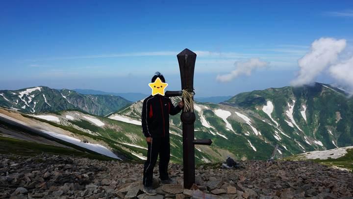 Mt. Korengesan 小蓮華山