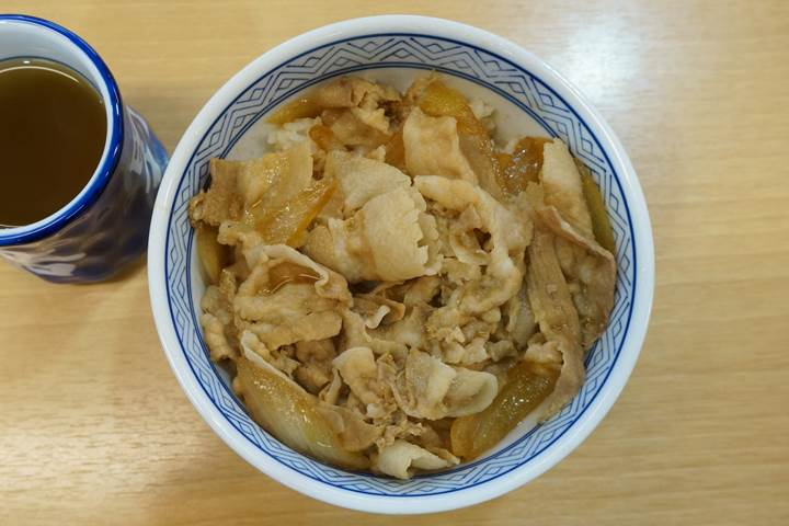 Pork Bowl YOSHINOYA 豚丼 吉野家