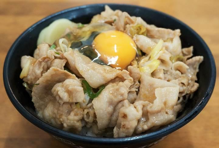 Pork Bowl SUTADON すた丼 伝説のすた丼屋