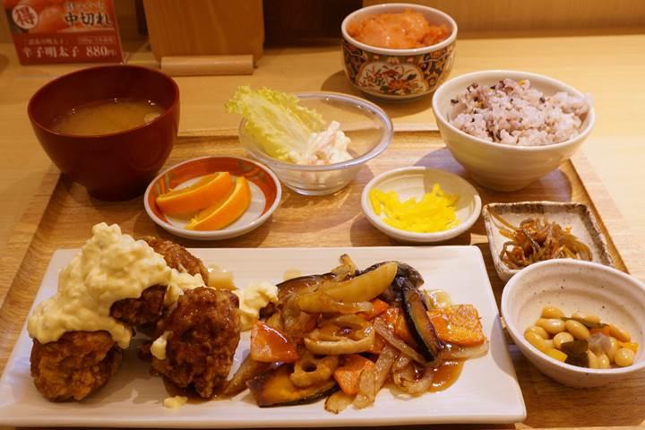 SACHIFUKUYA さち福や Chicken Namban チキン南蛮