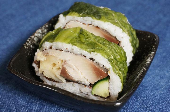 さばの高菜巻 イトーヨーカドー Ito-Yokado 鯖寿司 Mackerel Sushi