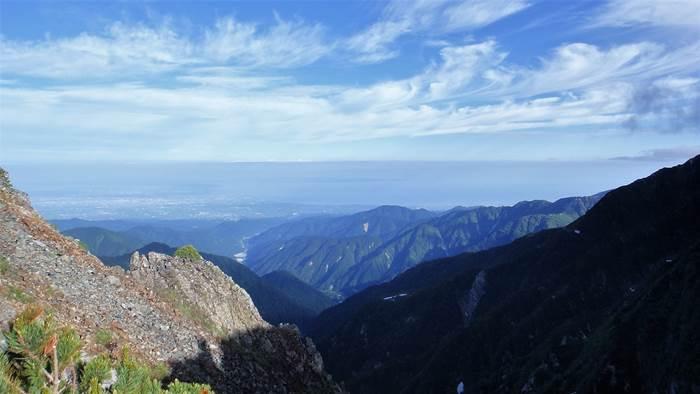 Mt. Maetsurugi 前剱