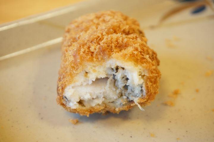 Deep Fried Oyster 牡蠣フライ - Hanamaru Udon はなまるうどん