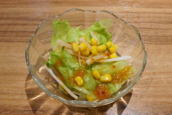 ミニサラダ スペシャルランチ ファミリーカルビSPランチ - Japanese Style Barbecue - 焼肉 安楽亭 Yakiniku ANRAKUTEI