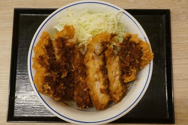 Sauce Pork Cutlet Bowl 120g ソースカツ丼(竹) - KATSUYA かつや