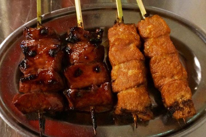 Pork Liver れば Heart はつ - Otonba (Higashi Ueno Branch) おとんば 東上野店