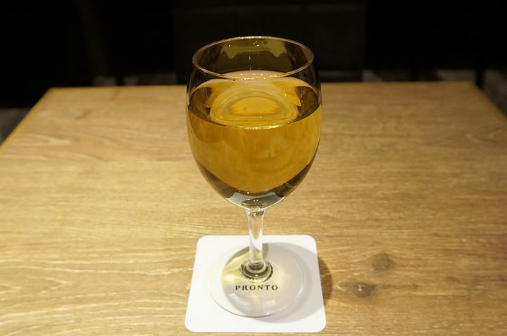 Glass Wine (White) グラスワイン (白)- PRONTO プロント