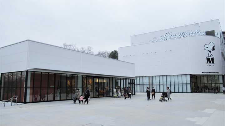 PEANUTS Cafe - SNOOPY MUSEUM TOKYO (Minami-machida Grandberry Park) ピーナッツカフェ・スヌーピーミュージアム 南町田グランベリーパーク