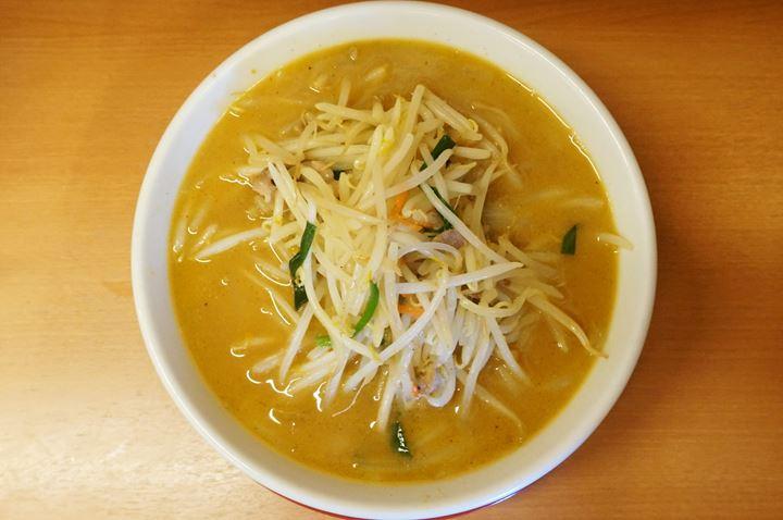 HIDAKAYA Miso Ramen (Large) 日高屋 味噌ラーメン 麺大盛