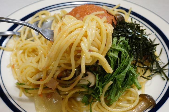 Spicy Cod Roe - Spicy Spaghetti Restaurant AOTOGARASHI 爆辛スパゲッティ専門店 青とうがらし 辛子明太子