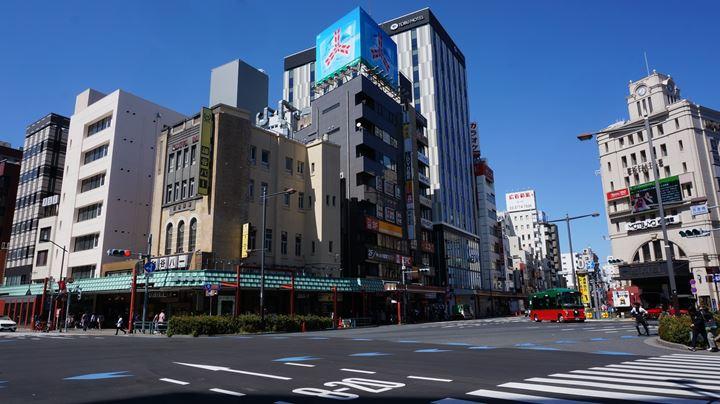 Asakusa Tokyo 東京 浅草