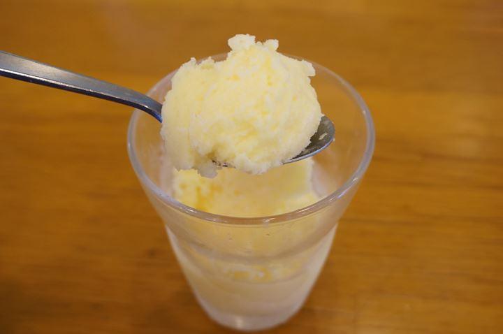 食べるミルクセーキ Crunchy Milk Shake Ice Cream - リンガーハット RingerHut