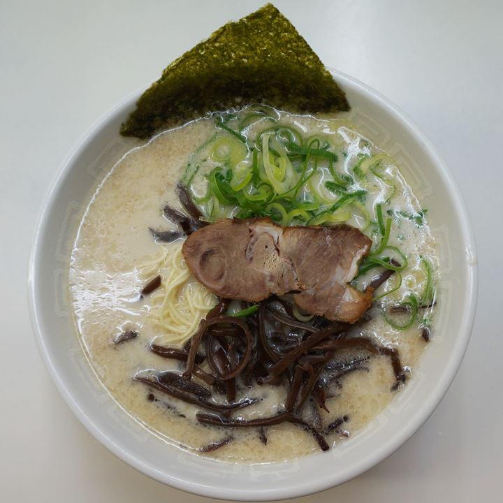 TONKOTSU Pork Bone Ramen 博多天神 豚骨ラーメン HAKATA-TENJIN とんこつ
