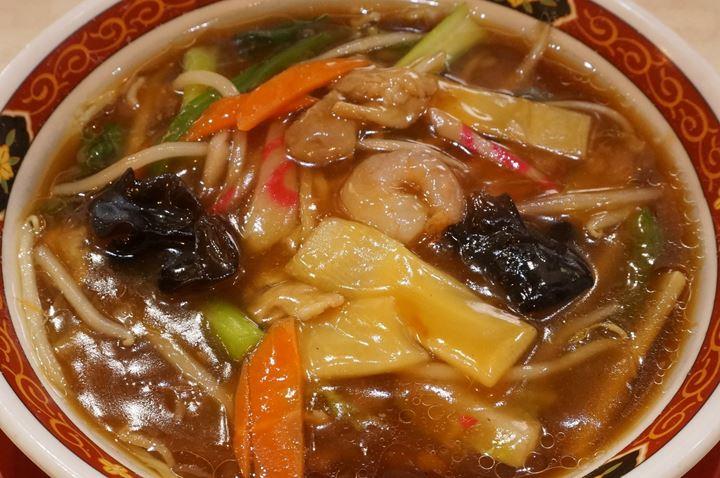 Cantonese Noodles 広東麺 ICHIBANKAN 中華食堂一番館