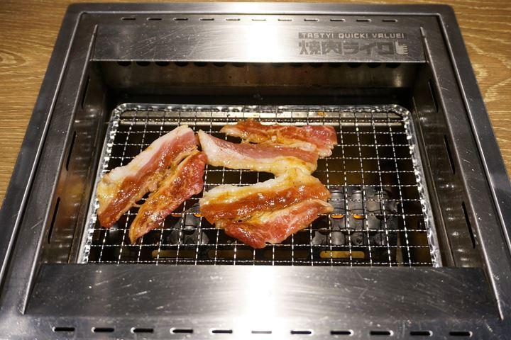 バラカルビセット Japanese Barbecue YAKINIKU LIKE 焼肉ライク BBQ