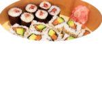 巻き寿司 写真