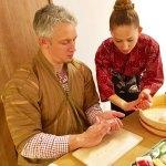 握り寿司を作る