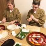 極み寿司づくり