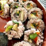 ビーガン寿司