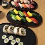 ビーガン寿司とその他の寿司