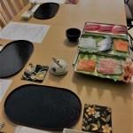 寿司コース前