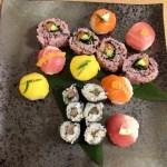 ゲスト作のお寿司